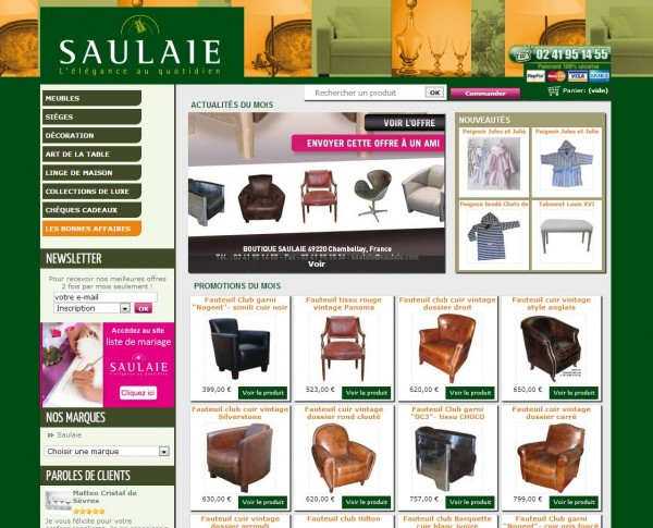 Boutique Saulaie