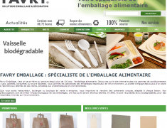 Emballage alimentaire Favry