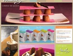 Mathez truffe chocolat
