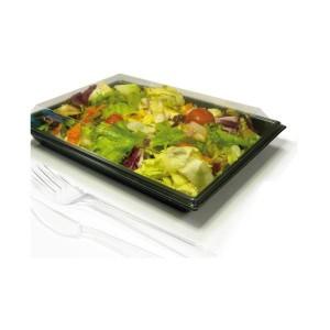 barquette plastique salade