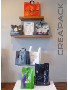 sac plastique CreaPack